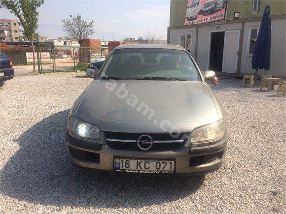 FİLDİŞİ OTOMOTİV'den 1999 OPEL OMEGA 25 V6
