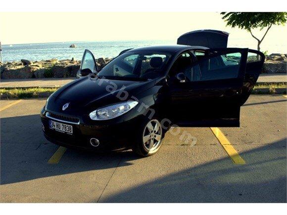Renault Fluence 1.5 dci 6 ileri 105 beygir servis bakımlı