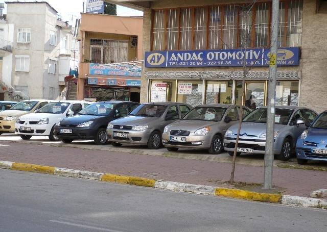 ANDAÇ OTOMOTİV / ANTALYA