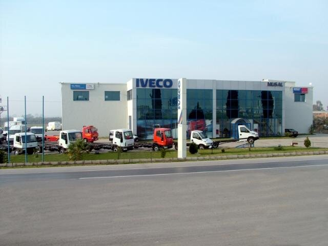 MUSAL IVECO PLAZA