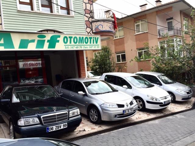 ARİF OTOMOTİV