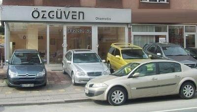 ÖZGÜVEN OTOMOTİV LTD. ŞTİ.