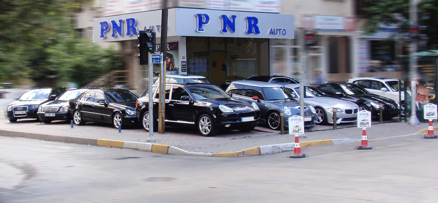 PNR AUTO