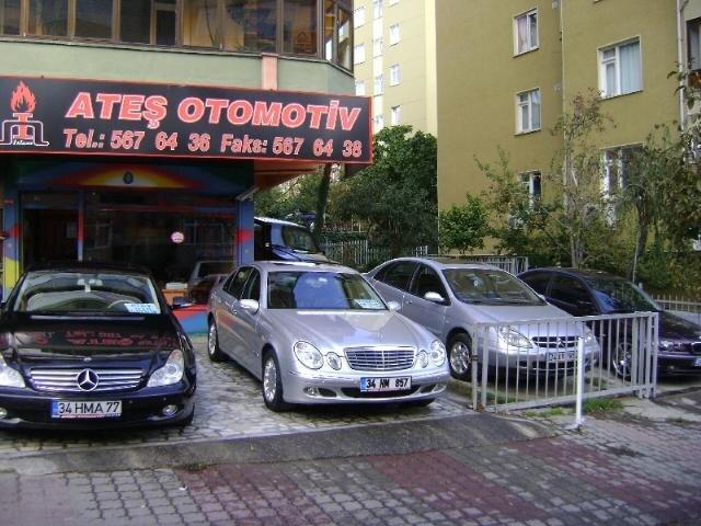 ATEŞ OTOMOTİV-İSLAM ATEŞ