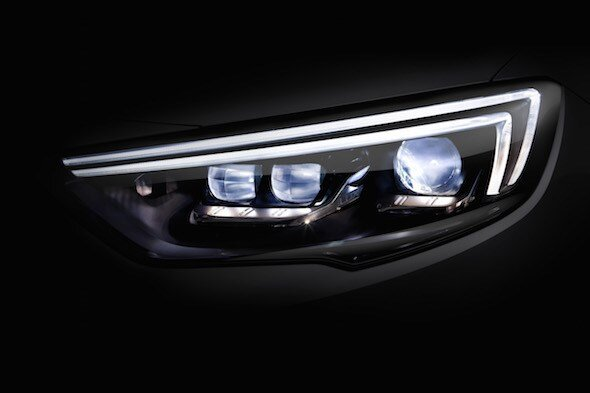 2017 Opel İnsignia