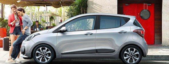 Nissan Micra, Kia Picanto ya da Hyundai i10