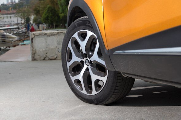 Renault Captur 1.5 dCi EDC 4