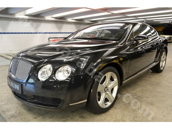 narin den 2006 bentley continental gt coupe bayi çikişli
