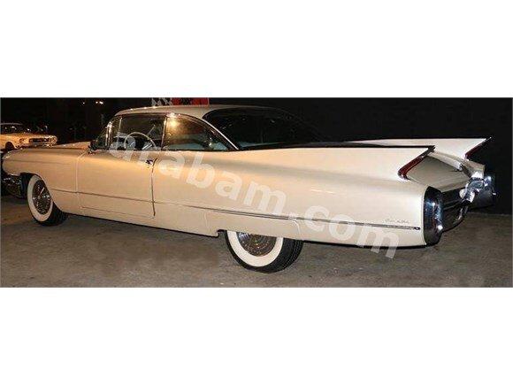 Cadillac Coupeville  1960