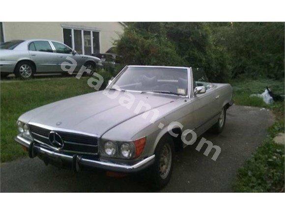 MERCEDES   W107  1976   350 SL  (( ABD ))
