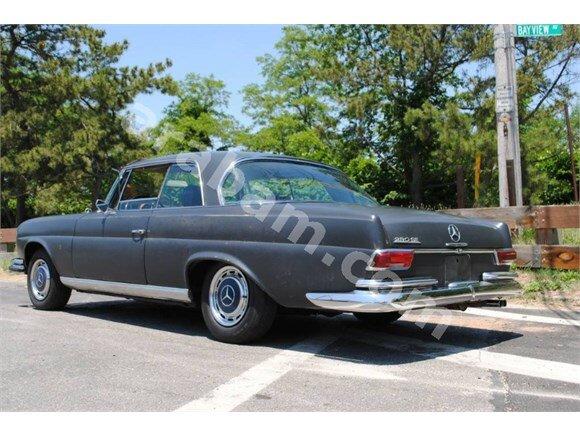 MERCEDES   COUPE 250  SE   1967  (( ABD  ))