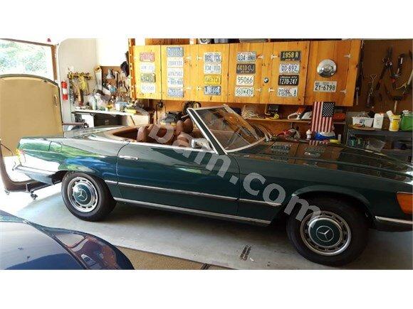 MERCEDES   W107  1973   350 SL  (( ABD  ))
