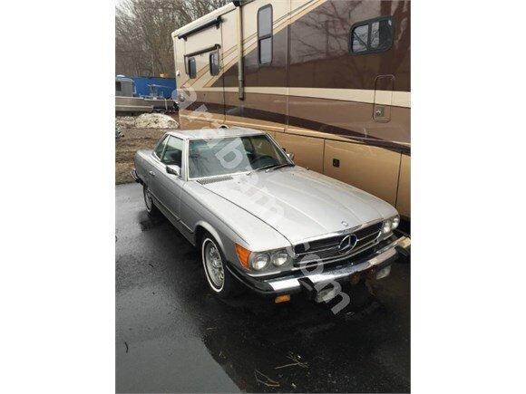 MERCEDES   W107  1974   450 SL  (( ABD ))