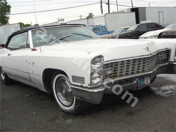 CADILLAC Coupe Deville Convertıble  1967     ((  ABD  ))