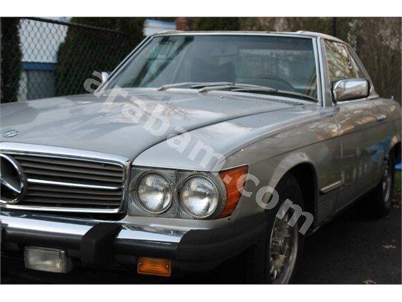 MERCEDES   W107  1976   450 SL  (( ABD ))