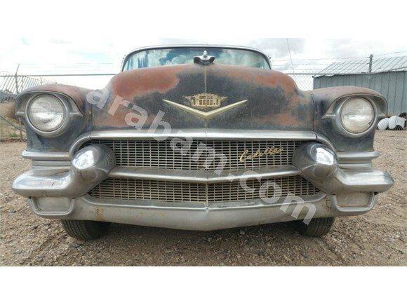 Cadillac : CoupeDeVille Coupe 1956   (((   A.B.D   )))