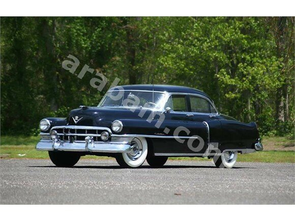 Cadillac  Coupe DeVille  1950   (((   A.BD   )))