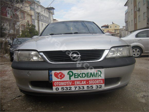 PEKDEMİR OTOMOTİV-OPEL-VECTRA-2.0 GLS 16V-1996 M-G.GRİ