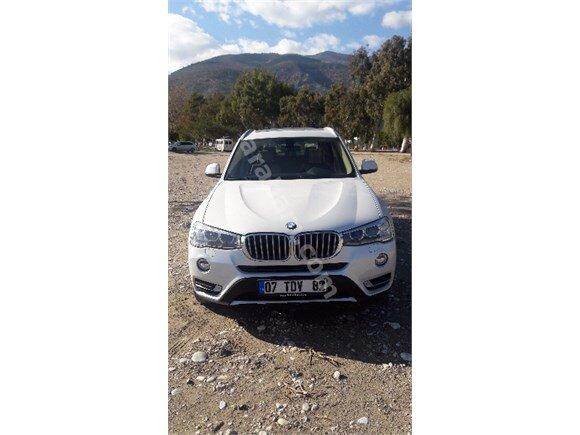 SAHİBİNDEN SATILIK  BMW X 3