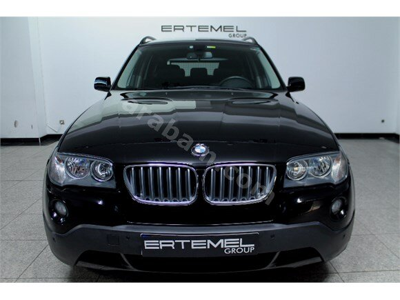 ERTEMEL GROUP'TAN 2010 BMW X3 2.0 D xDRİVE SİYAH BAYİ