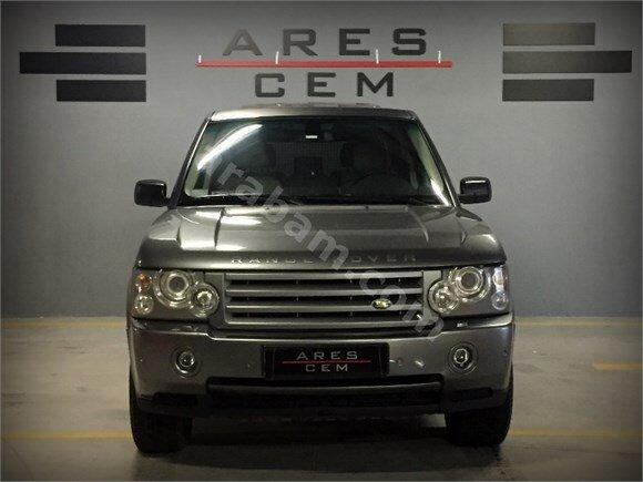 ARES'DEN 2007 BAYİ ÇIKIŞLI Range Rover 3.6 TDV8 Vogue HSE