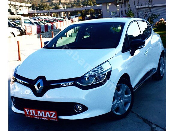 2016 RENAULT CLİO 4 HB 1.5 DCİ TOUCH PAKET