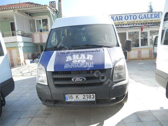 AKAR OTO GALERİ FORD TRANSİT 2012 13+1
