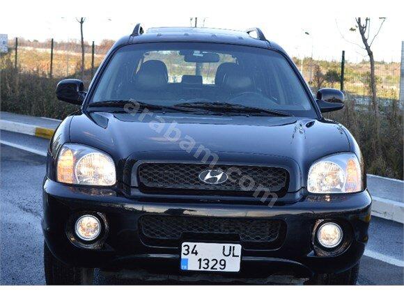 ares'den 2003 hyundai santa-fe 2.7 V6 170 BG OTOMATİK FULL+FULL