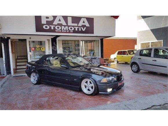1994 BMW 3.20İ CABRİO ORJİNAL SERVİS BAKIMLI NASRAFSIZ