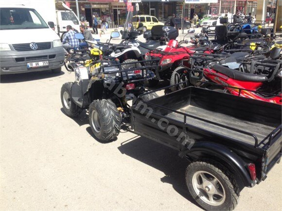 Kanuni ATV 150 U Off Road