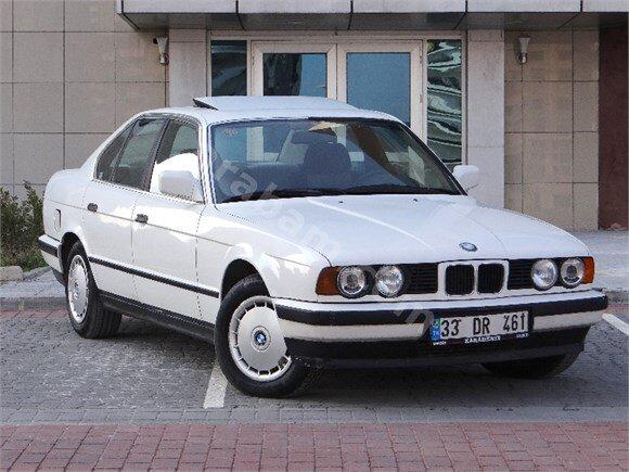89 MODEL BMW 520 SUNROFFLU