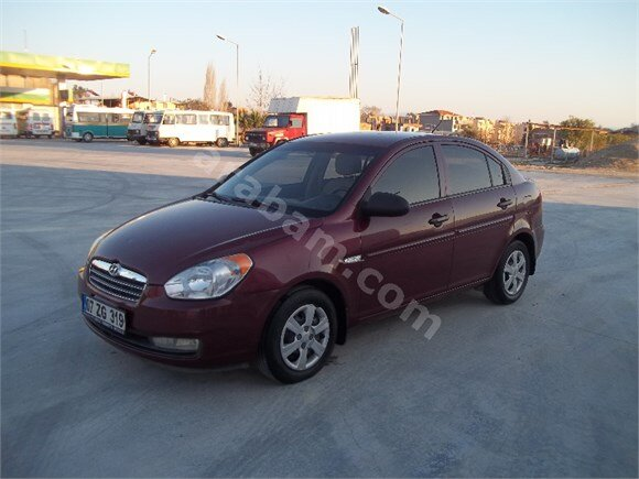 2007 MODEL HYUNDAİ ACCENT ERA 1.5 CRDİ-VGT TEAM