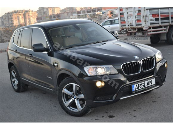 _ARSLAN AUTO_ 2011 BMW X3 x-drive PANAROMİK