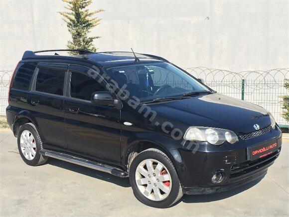 DAYIOĞLU AUTO -- HONDA HR-V OTOMATİK 4X4