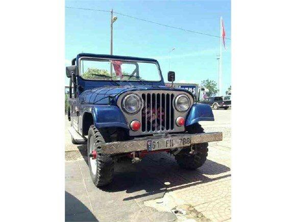 İhtiyaçtan Satılık Jeep Cj5