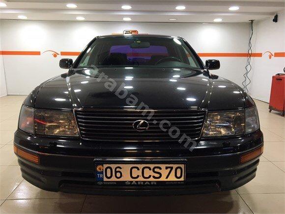 meg auto güvencesiyle lexus 1997 ls 400
