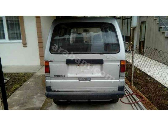 Suzuki Carry Panelvan 91 Model Sk 410 PXLA-A Hurda