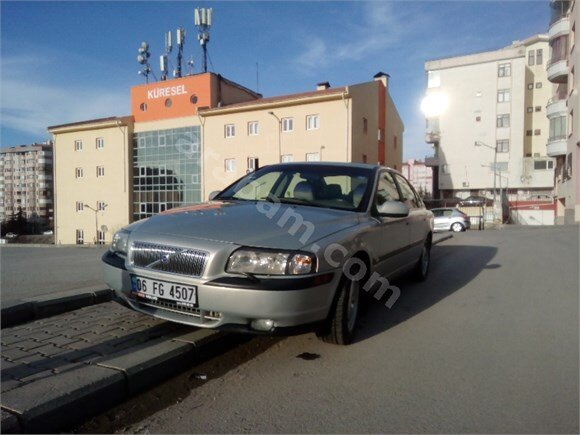 Sahibinden 2000 Model Otomatik Sorunsuz Volvo S 80