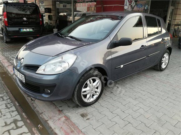 Orjinal hatasız tekel renault Clio hatchback LPG'li