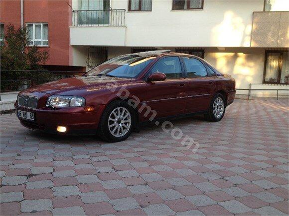 2002 VOLVO S80 2.0 TURBO 180 BG PRİNS LPG li