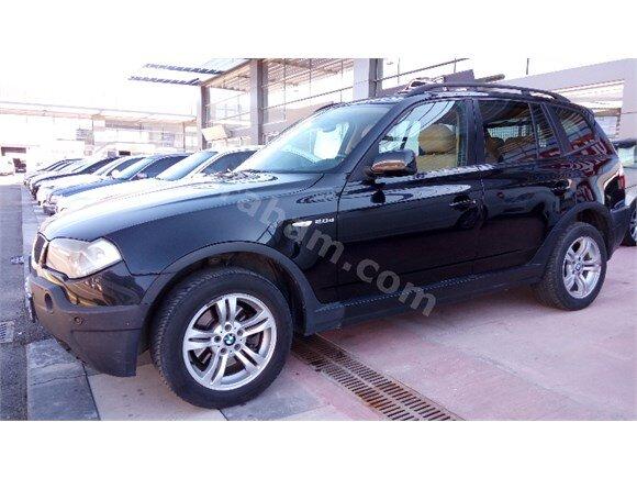 ULUCAN DAN 2006 X3d 4x4 BMW SİYAH