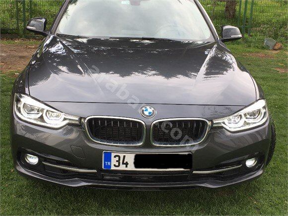 SAHİBİNDEN 2016 MODEL SIFIR AYARINDA BMW 3.20 İ ED SPORT LINE