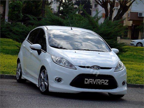 DAVRAZ Otomotiv 2012 Fiesta Titanium X Ekstralı