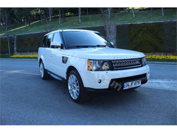 DİNLER GRUP OTOMOTİV DEN Range Rover Sport 3.0 SDV6 Premium HSE
