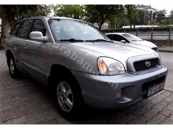 Hyundai Santa Fe 2.0 CRDi Elegance Otomatik