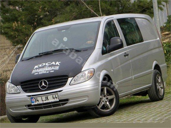 KOÇAK OTOMOTİV Mercedes Vito Lüx 2.2 111 CDİ 110 Ps CityVan 4+1
