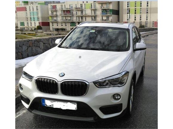 BMW X1 1.8i Sdrive 2016 Model 11.000km