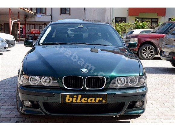 2000 MODEL BMW 5.20i ÇİFT VANOS E39 ÇOK TEMİZ, BAKIMLI, SORUNSUZ