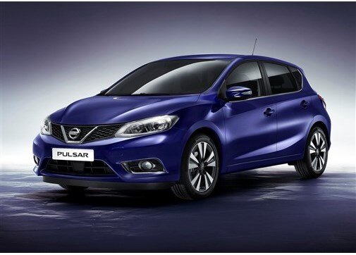 Nissan Pulsar 1.2 DIG-T Visia X-tronic