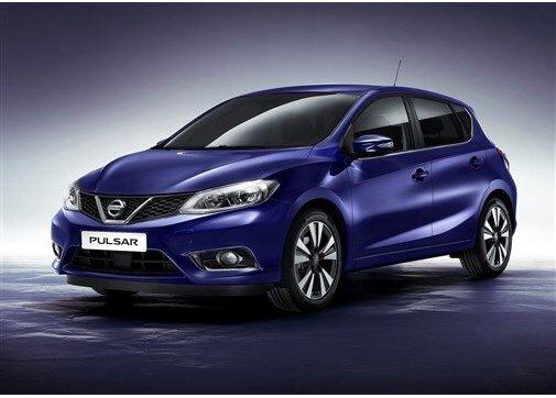 Nissan Pulsar 1.2 DIG-T Tekna X-tronic